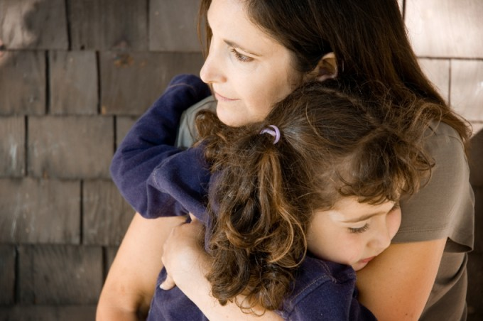 Separation-anxiety-daughter-mom-Nov11-istockphoto